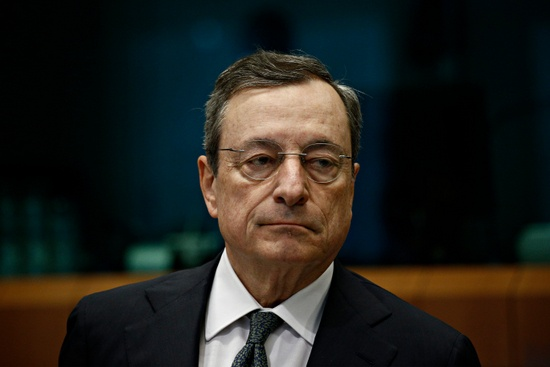 What's Draghi got to do with it?