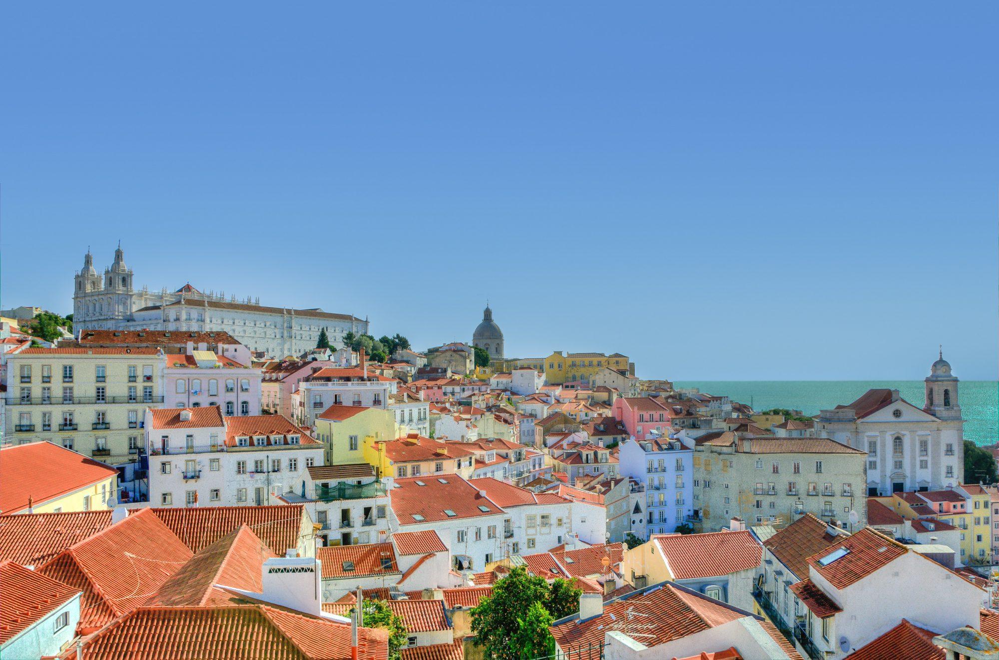 A House In Lisbon